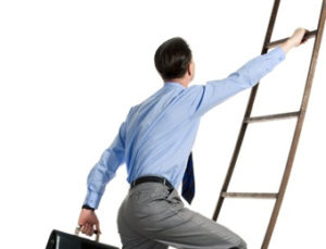 6 Strategic Choices in Climbing Up the Corporate Ladder
