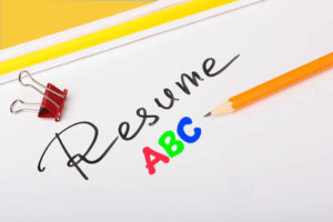 resume tips to strengthen your resume