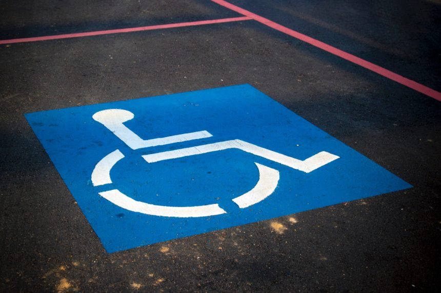 parking for handicapped representing people who needs resume writing tips for people with disabilities