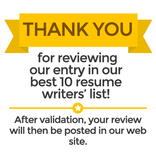 review thank you