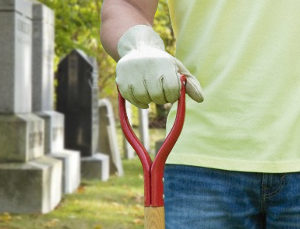 Cemetery Workers
