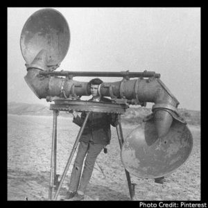 Pre-Radar Listener