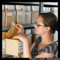 High-Paying Jobs - Archivist