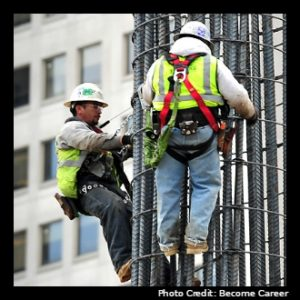 best paying temporary jobs - construction workers