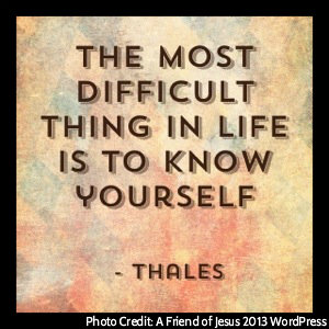 Thales' quote