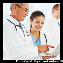 Physician's Assistant