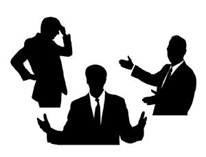 job interview body language