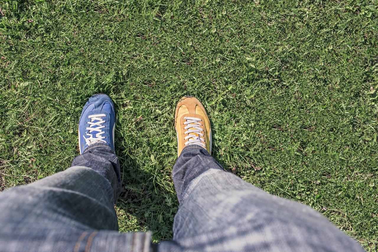 man-person-legs-grass - job or career