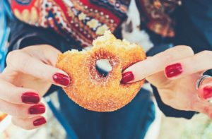 sweet treat, donut