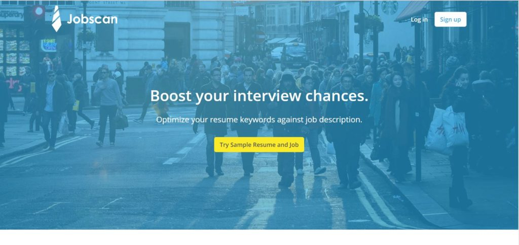 JobScan: job search tools