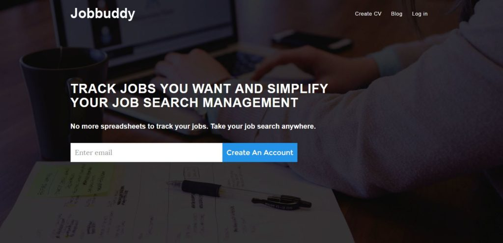 jobbudy: job search tools