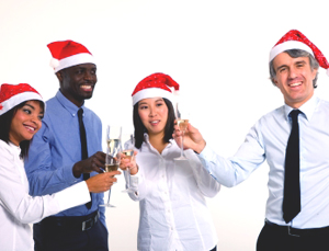 enjoyable office Christmas party game ideas outfit