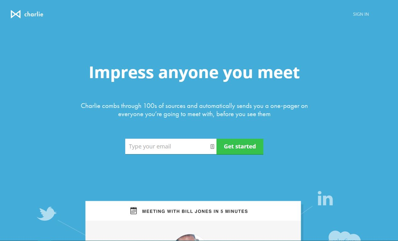 Charlie: interactive job interview tools