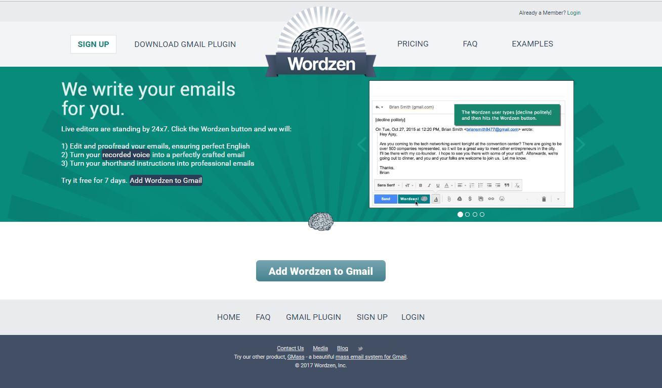 wordzen: interactive job interview tools