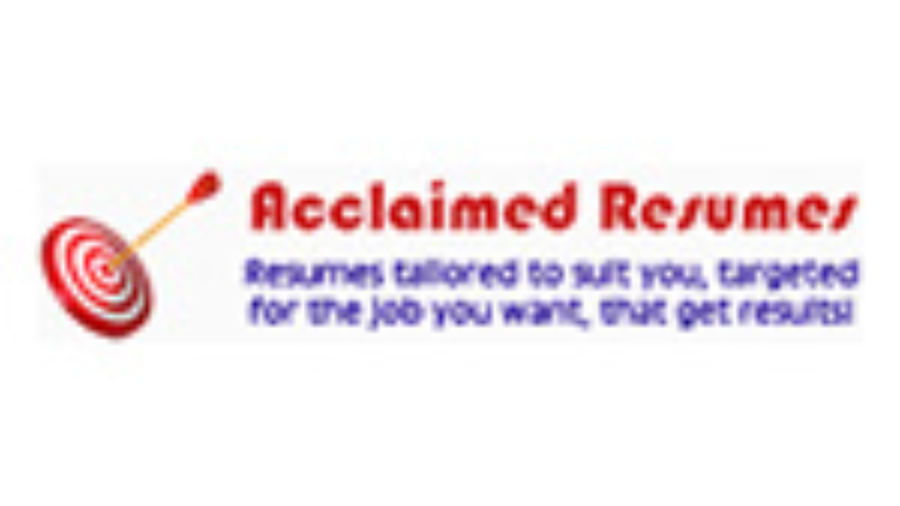 Acclaimed Resumes Reviews Best 10 Resume Writers