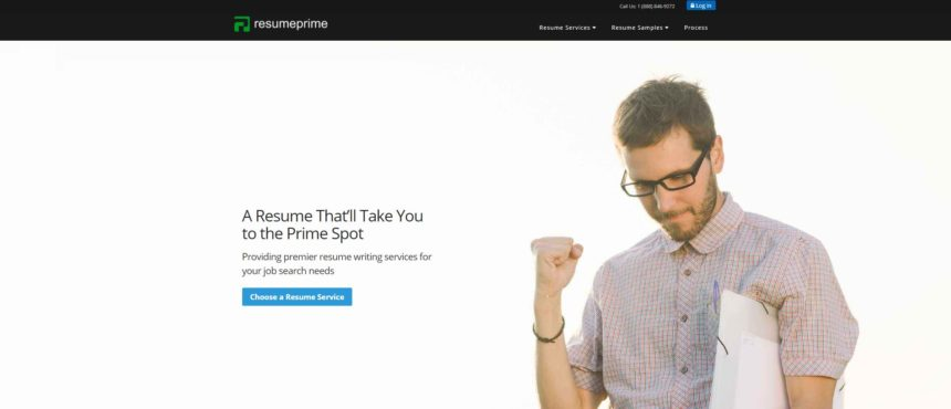 Resume Prime for top resume writing services