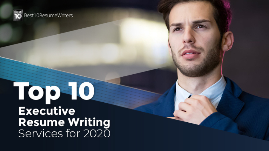A job hunter looking for the top executive resume writing services for 2020