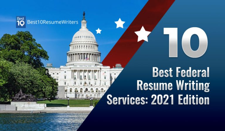 10 Best Federal Resume Writing Services to Hire in 2021
