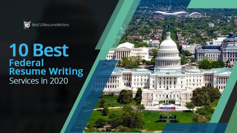the best federal resume writing services in 2020 with the US Capitol Building in the background