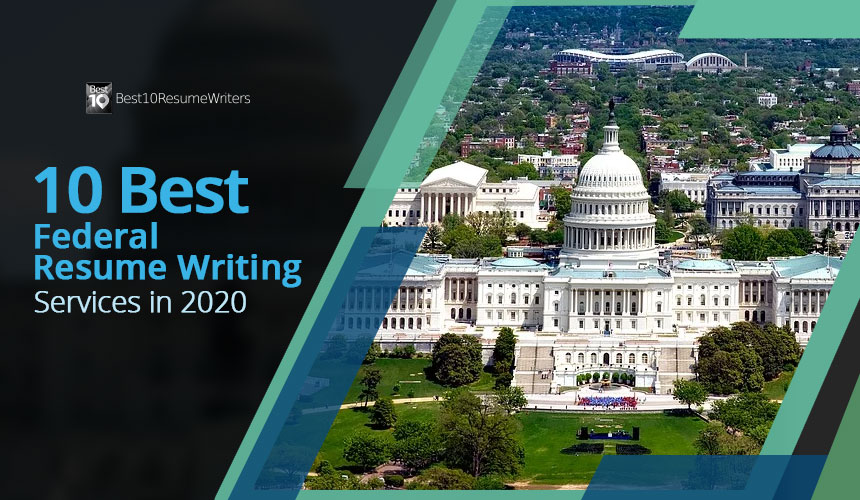 best federal resume writing services for you  2020 edition