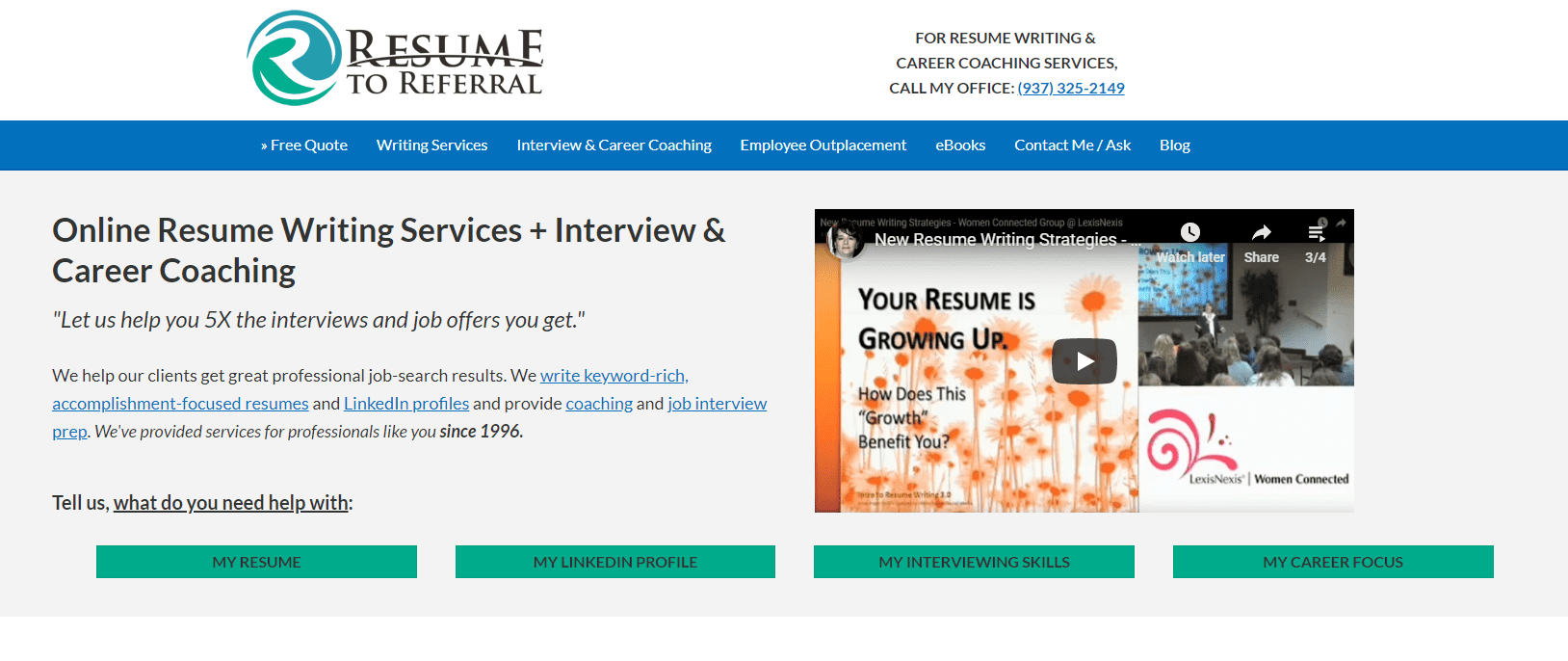 10 Best Military Resume Writing Services in 2020: No. 7 Resume to Referral