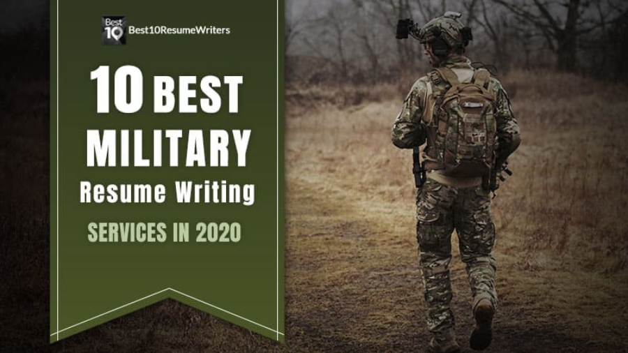 Best resume writing services military 2014