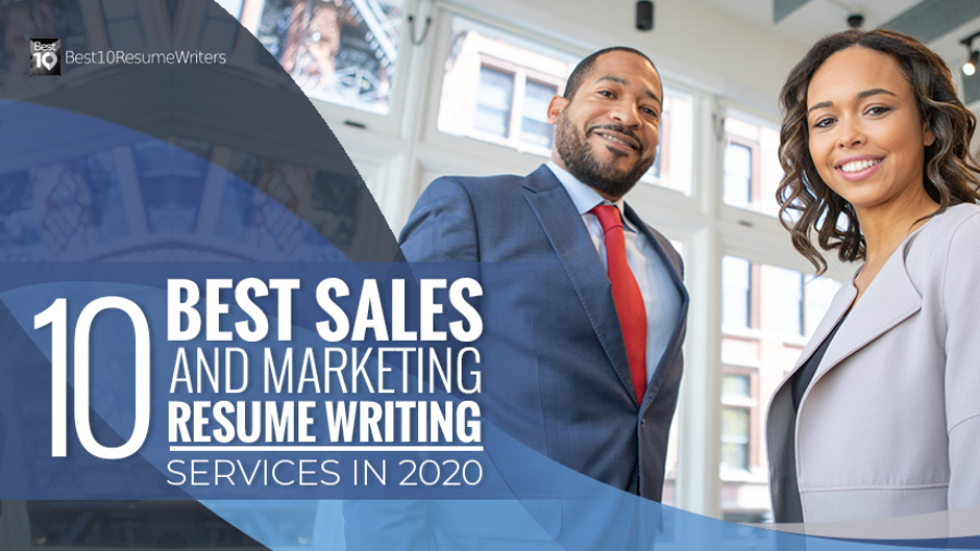 Sales professionals looking for the best sales resume service company in the market