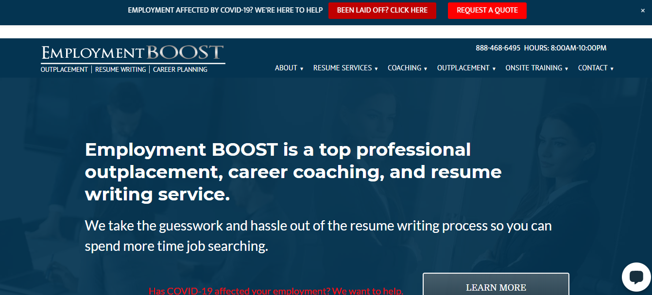 10 Best Resume Writing Service Executives