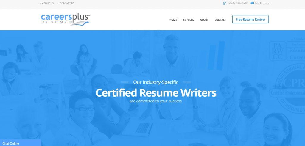 Federal Resume Writing Service in 2021 – Careers Plus Resumes Homepage