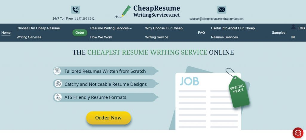 Federal Resume Writing Service in 2021 – Cheap Resume Writing Services Homepage